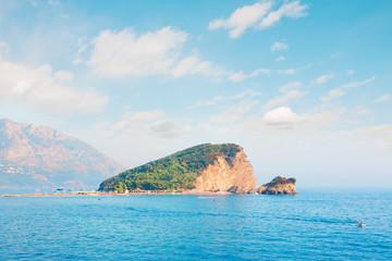Beautiful panoramic Nature landscape Montenegro