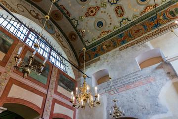 La synagogue Remuh dans la quartier Juif de Cracovie