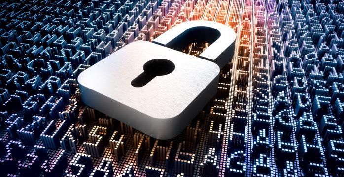 Schloss - Daten - Sicherheit