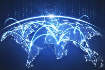 Global business backdrop