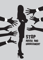 Stop violence and harassment