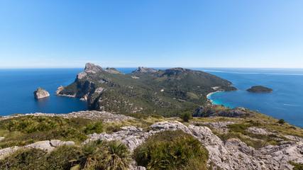 Mallorca - Talaia d'Albercutx - Cap Formentor