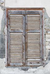 Old window background