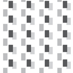 silver shade round rectangle vertical striped pattern background