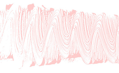 Natural soap texture. Appealing millenial pink foam trace background. Artistic energetic soap suds. Cleanliness, cleanness, purity concept. Vector illustration.