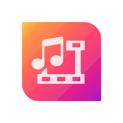 Gallery - APP Icon (Vector)