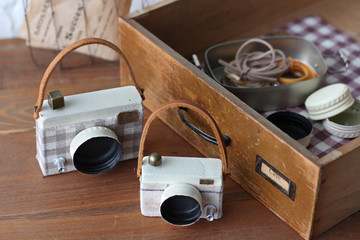 DIY 工作ミニチュアカメラ