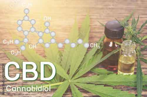 Cbd Oil Cannabis Of The Formula CBD Stock Photo And Royalty Free Images On Fotolia