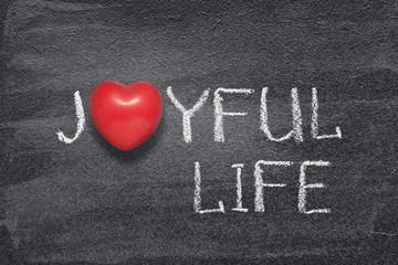 joyful life heart