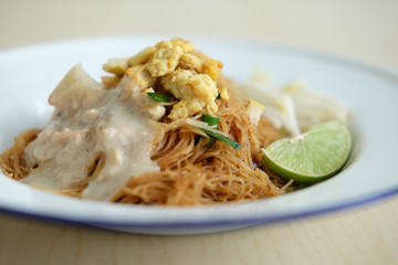 COCONUT RICE NOODLE