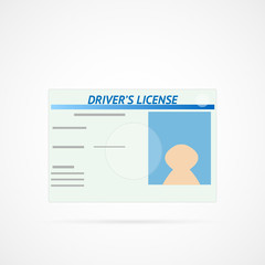 Driver's License Illustration