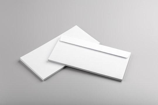 Envelopes mock up