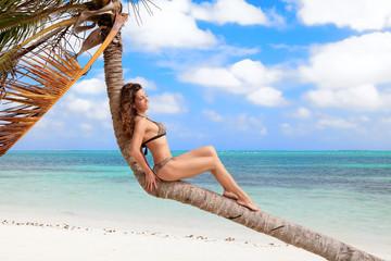 Enjoying tropical Paradise, Cayo Coco, Cuba