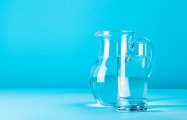 Jar of water