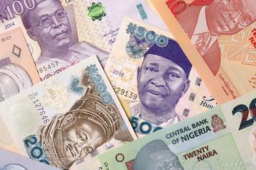Nigerian money, a background