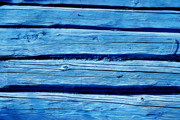 Wooden fence pattern in navy blue color.