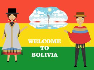welcome to bolivia