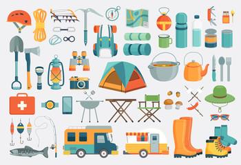 Camping set.