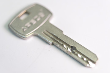 the image of a key