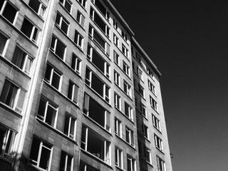 Apartments in Antwerp, Belgium.