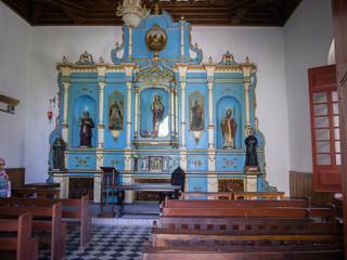 Iglesia San Isidoro de Holguin