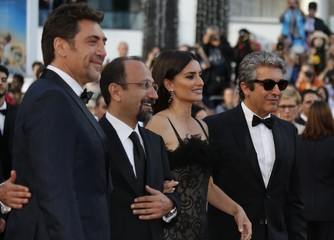 71st Cannes Film Festival - Opening ceremony - Red Carpet Arrivals