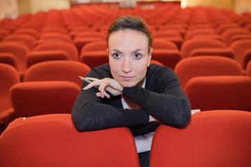 female choregrapher