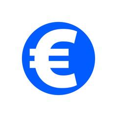 Euro glyph icon
