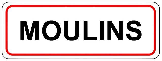 Moulins, Allier