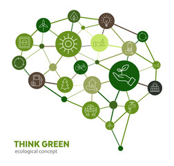 Eco Concept - Think Green