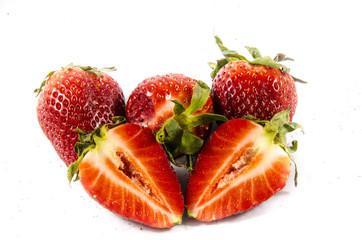 strawberry fruit's