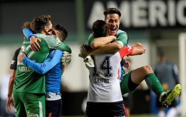 Soccer Football - Brazil's Atletico Mineiro v Argentina's San Lorenzo - Copa Sudamericana