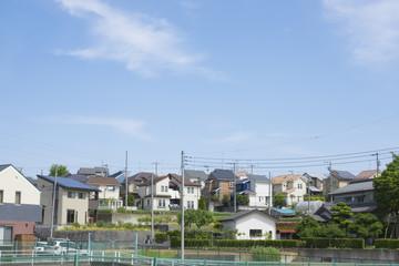 住宅街・イメージ