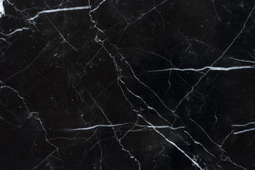 black marquina marble texture background Wall mural