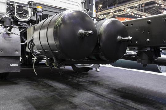 Air tanks for brake system