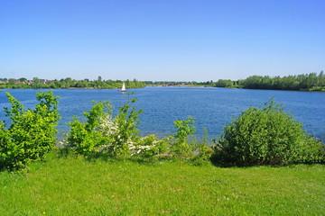 XANTENER Südsee ( bei Xanten - Niederrhein )