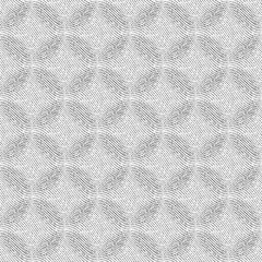 Abstract geometric pattern by the points, circles.  Seamless vector background.