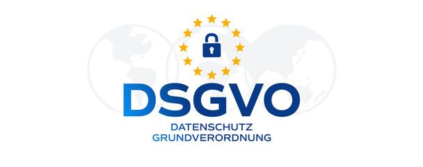 DSGVO / Datenschutz-Grundverordnung Fototapete