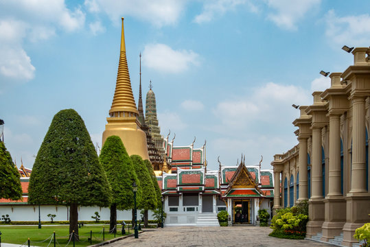Großer Palast Bangkok