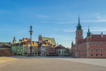 Warsaw Old Town, Poland