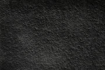black rough wall texture