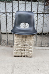 Extempore chair, Havana, Cuba