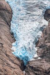 Briksdal Glacier Tongue