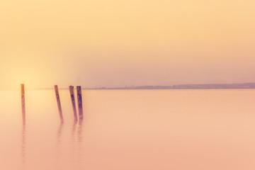 Zen like lake