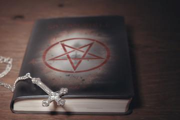 Satan bible.