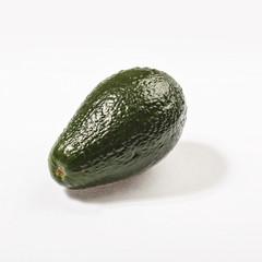 avocado, isolated, ripe, background, food, fresh, fruit, green, exotic, detox, diet
