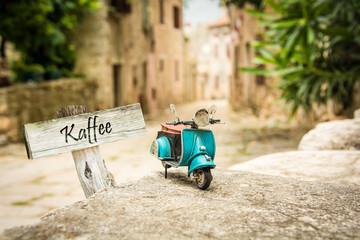 Schild 319 - Kaffee
