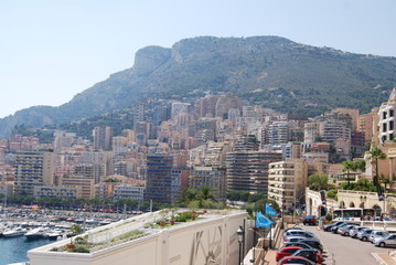 Monte-Carlo; geographical feature; town; city; coast