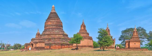 Ancient architecture of Bagan, Myanmar