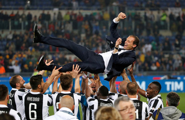 Coppa Italia Final - Juventus vs AC Milan
